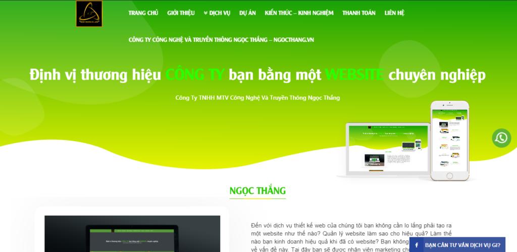 Công ty Ngọc Thắng - ngocthang.vn
