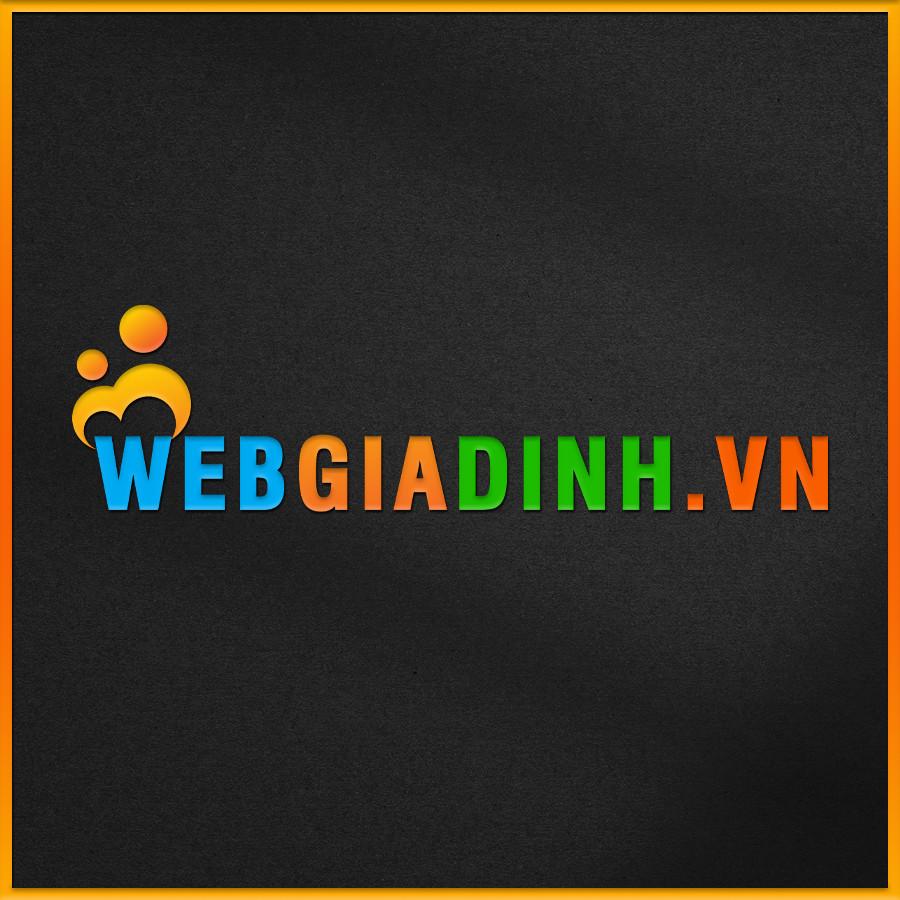 Logo của Web Gia Đình do Ngọc Thắng thiết kế!