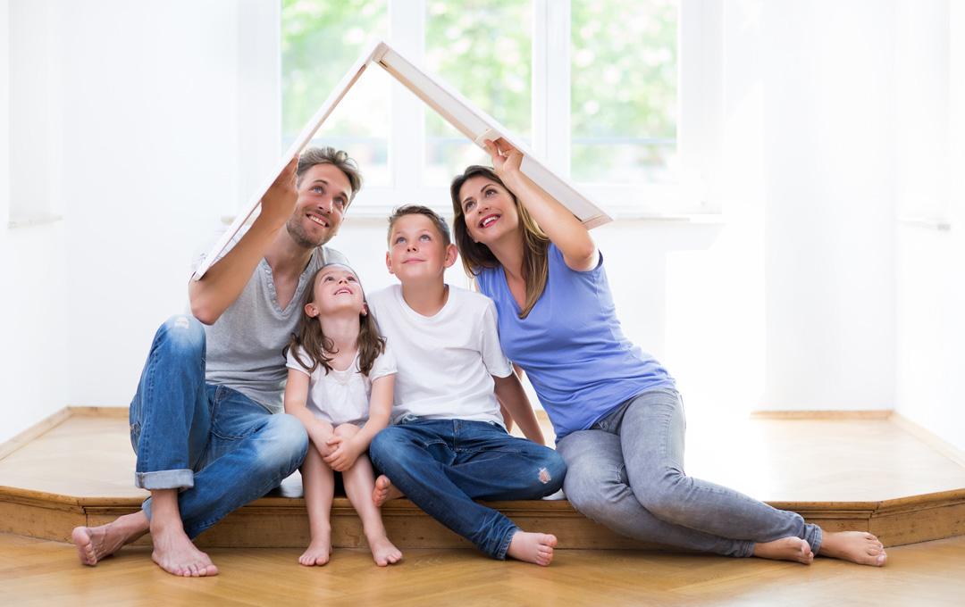 Gia đình hạnh phúc!